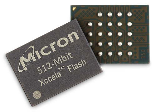 Micron Xccela Flash